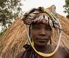 Mursi Woman (Rod Waddington) Tags: africa african afrique afrika äthiopien ethiopia ethiopian ethnic etiopia ethnicity ethiopie etiopian mursi tribe traditional tribal woman portrait people omovalley omo outdoor omoriver