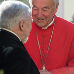 Cardinal Vincent's visit to St Mary's Church and Blessing of the St Joseph's Almshouses on Cadogan Street thumbnail