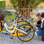Obike-Mieträder in München per Smartphone ausleihen thumbnail