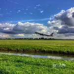 Take Off, British Airways, Polderbaan, Schiphol, Netherlands - 1828 thumbnail