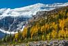 Victoria Glacier Avalanche (Margarita Genkova) Tags: victoriaglacier lakelouise canada alberta explore avalanche glacier fall fallcolours