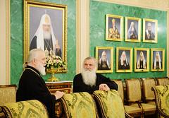 05. Заседание Священного Синода РПЦ от 6 октября 2017 г
