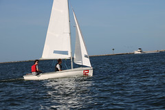 IMG_0529 (Foundry216) Tags: sailing sailor lake erie sail c420 water sports thisiscle cleveland