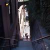 [ exorcist runners ] ([ changó ]) Tags: statiuniti washington wwwriccardoromanocom washingtondc runner correre corridori corsa run scale stair scalinata ringhiera arco arch light luce exorcist esorcista film movie square squared quadrata people person persona gente persone street shot streetshot