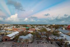 Full Moon Sunset Over Key West (jeff_a_goldberg) Tags: moon royalcaribbean mallorysquare keywest fullmoon sunset empressoftheseas florida unitedstates us gulfofmexico