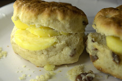Fruit Scones with Cheese & Butter (Tony Worrall) Tags: add tag ©2017tonyworrall images photos photograff things uk england food foodie grub eat eaten taste tasty cook cooked iatethis foodporn foodpictures picturesoffood dish dishes menu plate plated made ingrediants nice flavour foodophile x yummy make tasted meal nutritional freshtaste foodstuff cuisine nourishment nutriments provisions ration refreshment store sustenance fare foodstuffs meals snacks bites chow cookery diet eatable fodder fruit scones with cheese butter bake cake