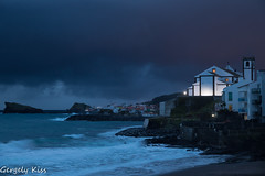 Evening storm coming...(Explored) (Gergely_Kiss) Tags: saomiguelisland thunderstorm storm hotelbarracuda pontadelgada acores azores