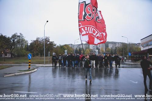 ŽKK Bor-ŽKK Crvena Zvezda