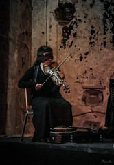 2017-09-15-SPb, Blind Orrchestra, Birnt chirch -248 (Mandir Prem) Tags: places stpetersburg abandoned art artist blind chirch city concert gothic music orchestra riuined romantic ruins russia trip