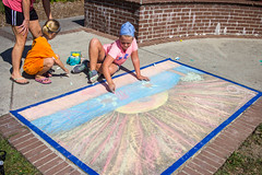2017 Seaside Palette and Chalk Walk