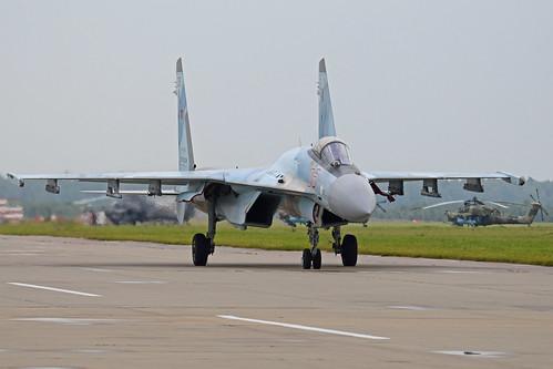 Sukhoi Su-35S 'RF-95850 / 06 red'