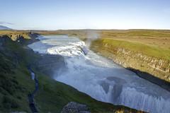 Gullfoss (Islandia) (U2iano) Tags: gullfoss islandia iceland waterfall cascada catarata agua paisaje landscape water