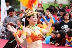 IMG_9704M Fengyuan Love Samba Carnival 豐原愛森巴嘉年華 (陳炯垣) Tags: performance dancer street samba carnival