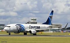 Egyptair SU-GEB _MG_0776 (M0JRA) Tags: egyptair sugeb manchester airport planes flying jets biz aircraft pilot sky clouds runways
