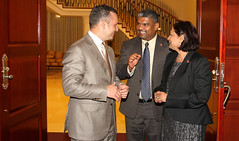 "PM-Schotte-with-PM-of-Trinidad-&-Tobago-Kamla-Persad_002 • <a style=""font-size:0.8em;"" href=""http://www.flickr.com/photos/137313818@N05/37502154882/"" target=""_blank"">View on Flickr</a>"