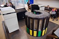 Supercalculateur Cray-2 (zigazou76) Tags: cnam cray musée muséedesartsetmétiers paris rueréaumur supercalculateur
