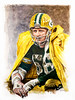 Nitschke (BT Illustrations) Tags: packers nitschke nfl watercolors painting football greenbay