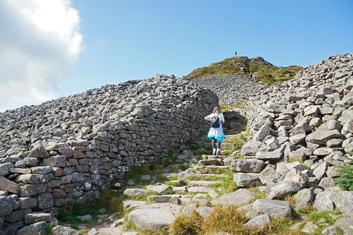 2017-08-26 09-09 Schottland 522 Bennachie, Mither Tap Trail