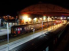153361 & 150106 Penzance (Marky7890) Tags: gwr 153361 class153 supersprinter 150106 penzance railway cornwall cornishmainline train