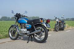 Honda CB400 AT Hondamatic (Nick Kuijpers) Tags: honda cb 400 cb400 automatic hondamatic matic nikon d800 50mm photography motorbike motorcycle