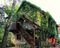 Rothhäuser Mühle (wernerfunk) Tags: gebäude bayern