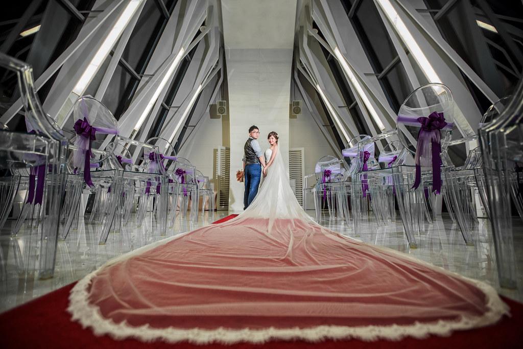 031芙洛麗教堂 婚紗