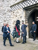 Sir Teddy Taylor's funeral today (louisahennessysuɹoɥƃuıʞıʌ) Tags: funeral stmarys prittlewell southendonsea teddytaylor memberofparliament scottishpiper scots bagpipes