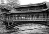 A bridge to wise simplicity (gabrielfiuza) Tags: bridge rural china countryside village asia miao minority river travel tree hike architecture blackwhite blackandwhite