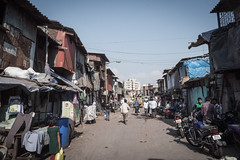 Mumbai - Bombay - Dharavi slum tour-22