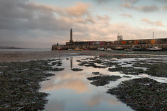 Down to Margate (Andrew G Robertson) Tags: margate sunrise kent harbour