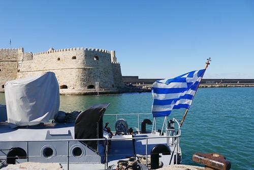 Koules Fort Heraklion Crete