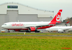 AIR BERLIN A330 D-ALPB (Adrian.Kissane) Tags: airberlin a330 shannon 432 dalpb