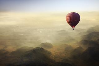 梦幻之旅  -- 缅甸