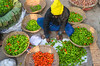 Chillies vendor! (ashik mahmud 1847) Tags: bangladesh d5100 nikkor circle pattern chillies people vendor shop market color green red yellow man street streetphotography