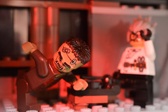 He did the mash, he did the monster mash / The monster mash, it was a graveyard smash (291:365:2017) (Lost Star) Tags: 365the2017edition 3652017 day291365 18oct17 lego monster monstermash