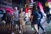 Weekend is around the corner (人間觀察) Tags: leica m240p leicam leicamp f20 f2 hong kong street photography people candid city stranger mp m240 public space walking off finder road travelling trip travel 人 陌生人 街拍 asia girls girl woman 香港 wide open ms optics apoqualiag 28mm apoqualia optical night hongkong