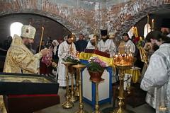07. Первая литургия в с. Адамовка