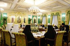 16. Заседание Священного Синода РПЦ от 6 октября 2017 г