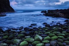 Cape Schanck Storm (Friendly Foe) Tags: ocean rocks moss seaweed cape shanck low tide waves crash olympus 1250mmf3556 omd em5ii dusk sunset storm mood clouds water