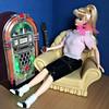 (Inger K) Tags: 1980 armchair pedigree sindy mattel barbie repro jukebox