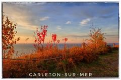 Soleil du matin (clamato39) Tags: gaspésie provincedequébec québec canada ciel sky clouds nuages sunrise leverdesoleil sun soleil nature