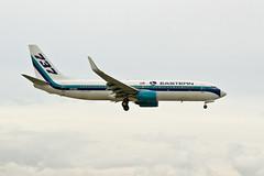 N276EA 737 EASTERN (Paul Rowbotham) Tags: eastern kia 737