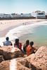 Chillin' (Leo P. Hidalgo (@yompyz)) Tags: أصيلة aṣīla assilah marruecos المغرب almaġrib morocco beach port rocks people trip travel fun
