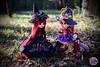 Agnès & Saga (Okiridoe) Tags: pullip sorciere pullipstock banshee wilhelmina