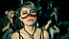 Una Zombie super bonita (Joan Díaz) Tags: zombiewalk toluca death mascara mask retrato portrait bodypaint