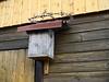 Berlin-Johannisthal_e-m10_1016170295 (Torben*) Tags: rawtherapee berlin johannisthal vogelhaus birdhouse stacheldraht razorwire inri olympusomdem10 olympusm25mmf18