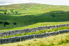 This is Yorkshire! (dominiquita52) Tags: yorkshire malham walls murs campagne countryside nature vert green