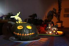 IMG_2697 (costantino.beretta) Tags: 2017 october halloween scary spooky creepy night dark trickortreat horror pumpkin orange pumpkins jackolantern light carving candle jackolanterns jack carved lantern pumpkincarving