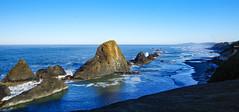 Seal Rocks area - Oregon Coast.  Day 304 / 365 (Wayne~Chadwick) Tags: fall2017