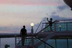 Morning & Sunrise on the Empress of the Seas - October 12th and 14th, 2017 (cseeman) Tags: empressoftheseas royalcaribbean royalcaribbeansempressoftheseas empressoftheseasoctober11162017 empressoct112017 cruise cruiseship goodmorning morning sunrise early empressam2017 quiet caribbeansea sea cruiseshipmornings